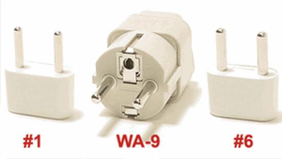 WA9 Plug Adapters - Hockey Development Programs by Pro Hockey Development Group