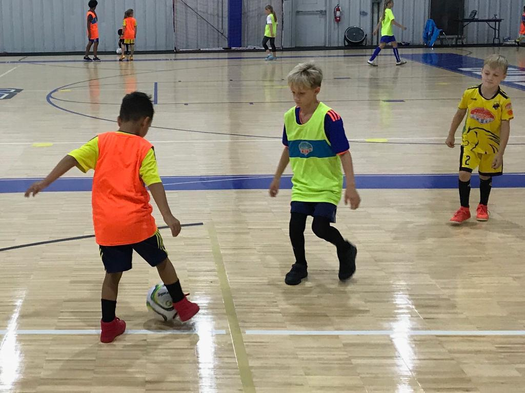 Futsal in Charlotte