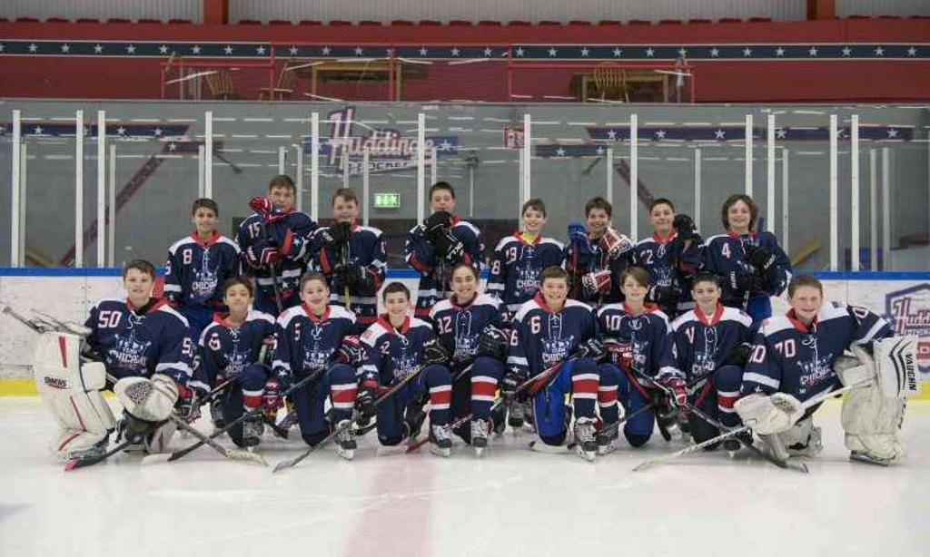 Local Elite Youth Hockey Team Scores Big In Overseas International