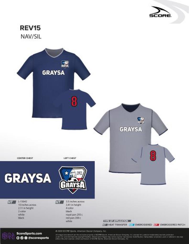 New 2021 uniforms