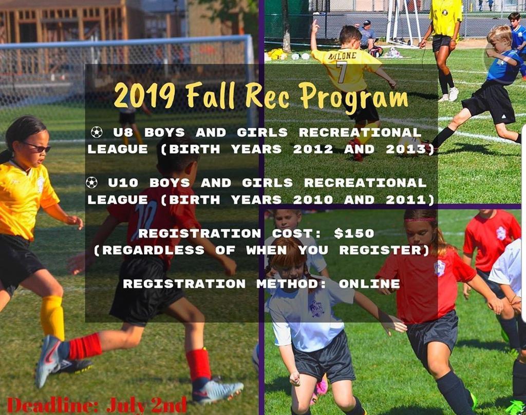 Fall Recreation