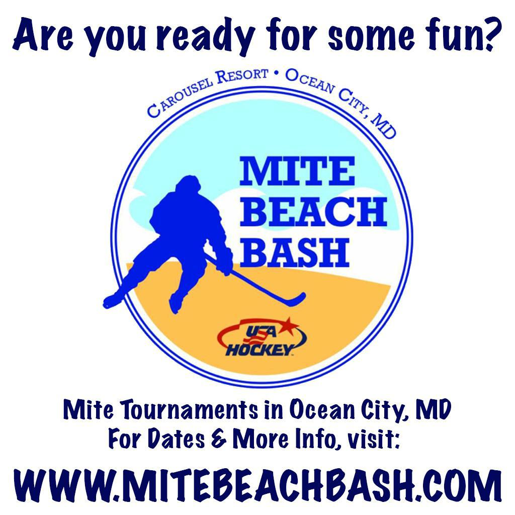 Mite Beach Bash Ad