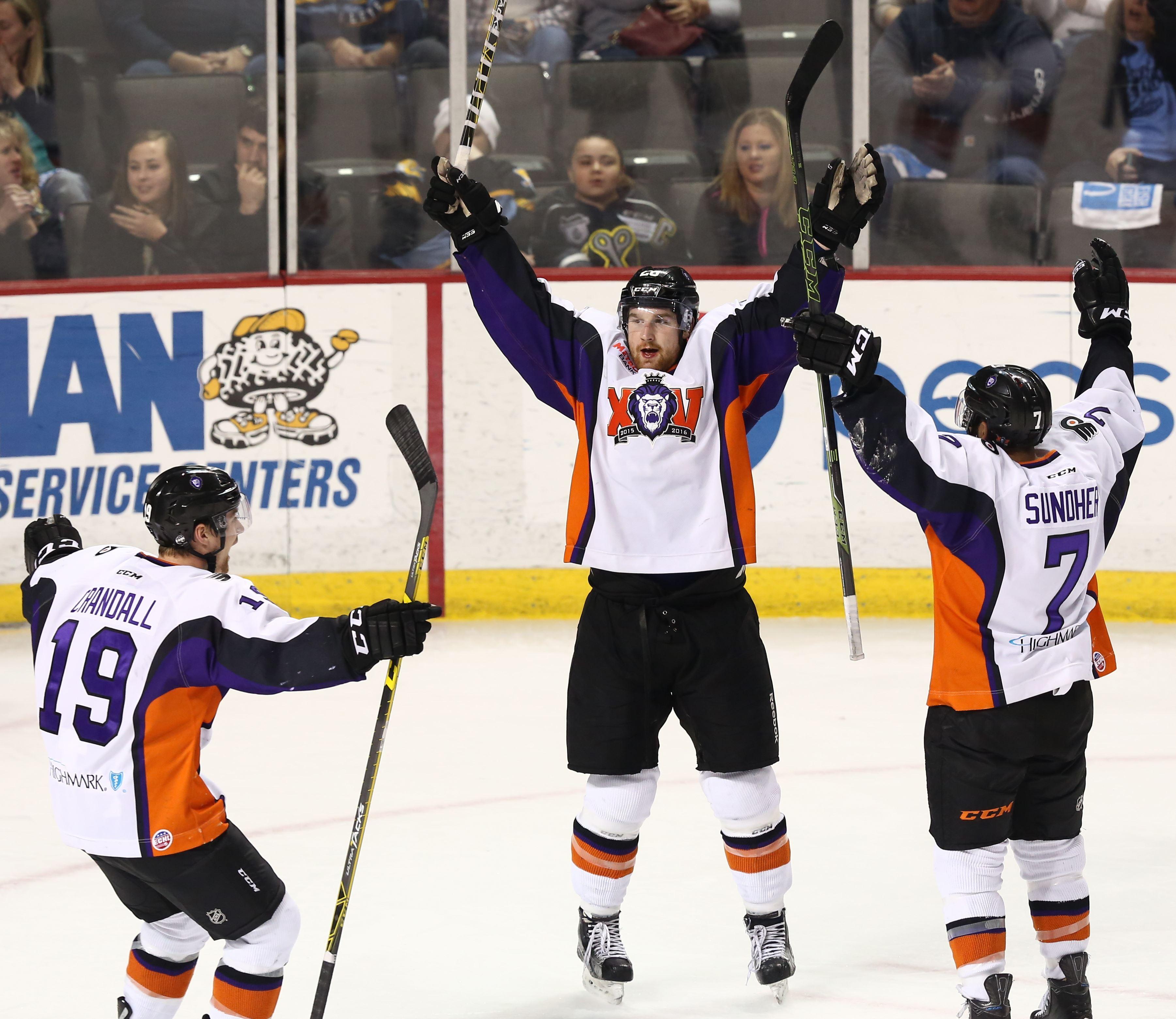 ECHL: Momentum Lost