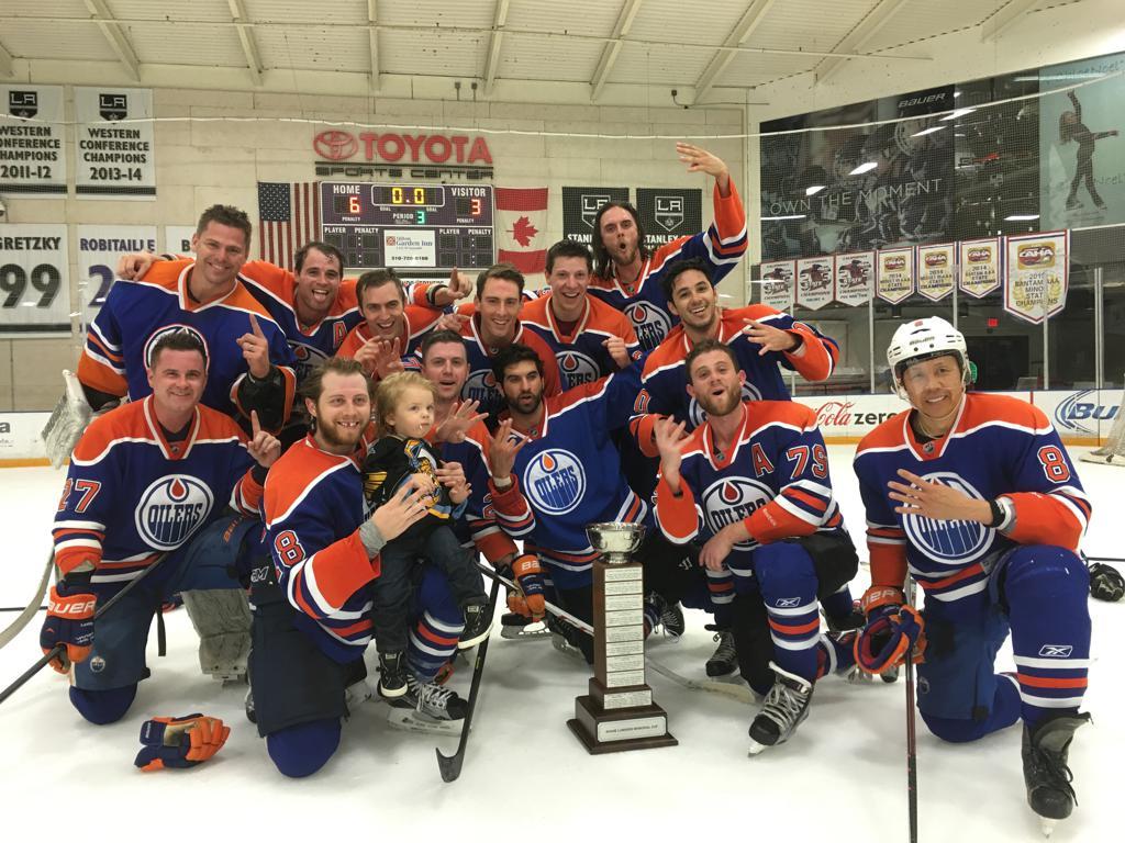 hockey league ontario Adult