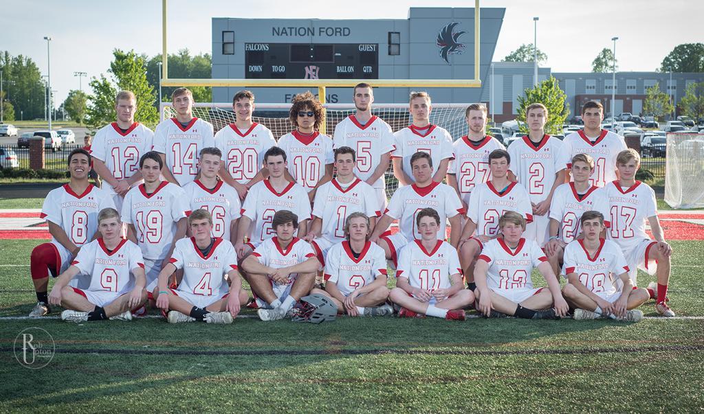 2016 Varsity Boys Lacrosse Team