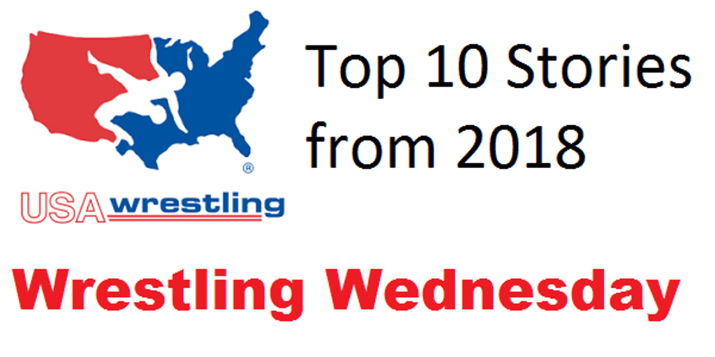 Wrestling Wednesday | Top Stories from 2018