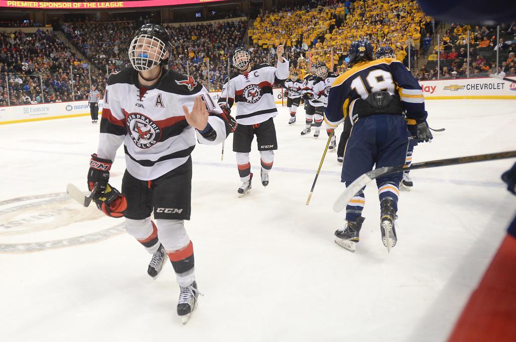 Gophers hockey recruit Mittelstadt to play next year at Eden