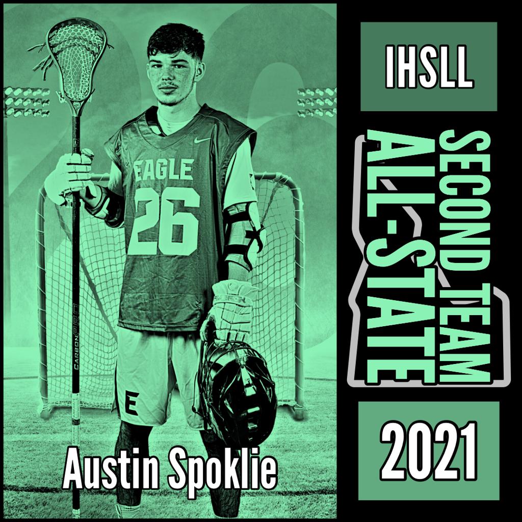 Austin Spoklie - IHSLL 2nd Team All-State
