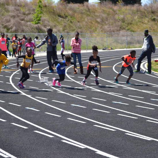 Heritage Academy Augusta Ga: AAU Track & Field