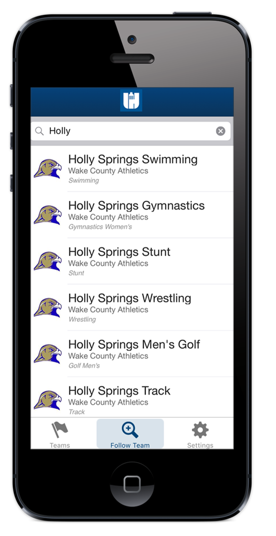 Holly Springs Mobile App