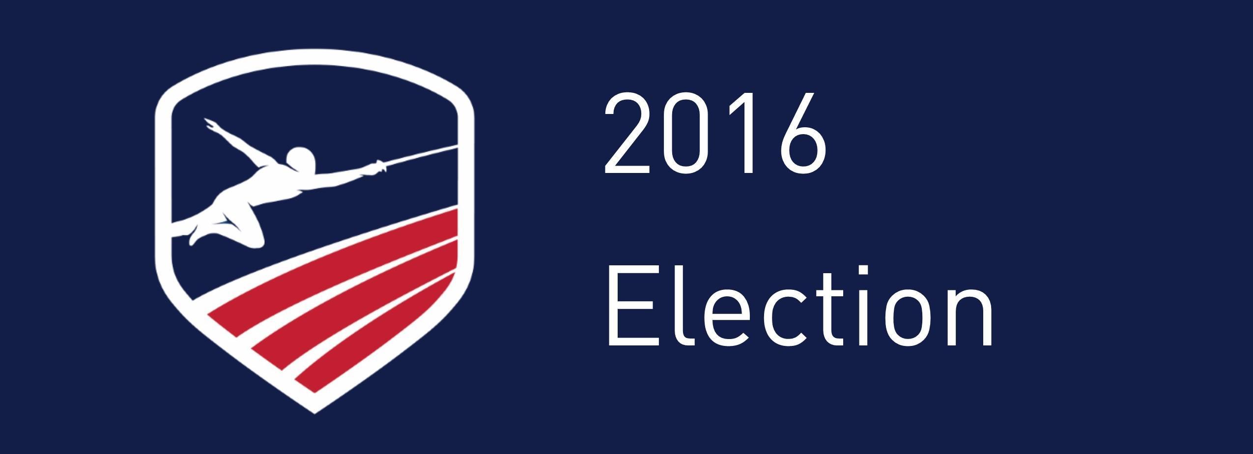 2016 usa fencing board election results. Black Bedroom Furniture Sets. Home Design Ideas