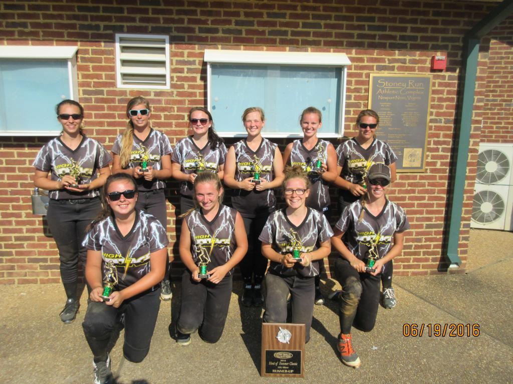 Heat of Summer Classic - Fastpitch 2 Day Tournament (RESULTS
