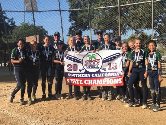 4S Ranch Girls Softball