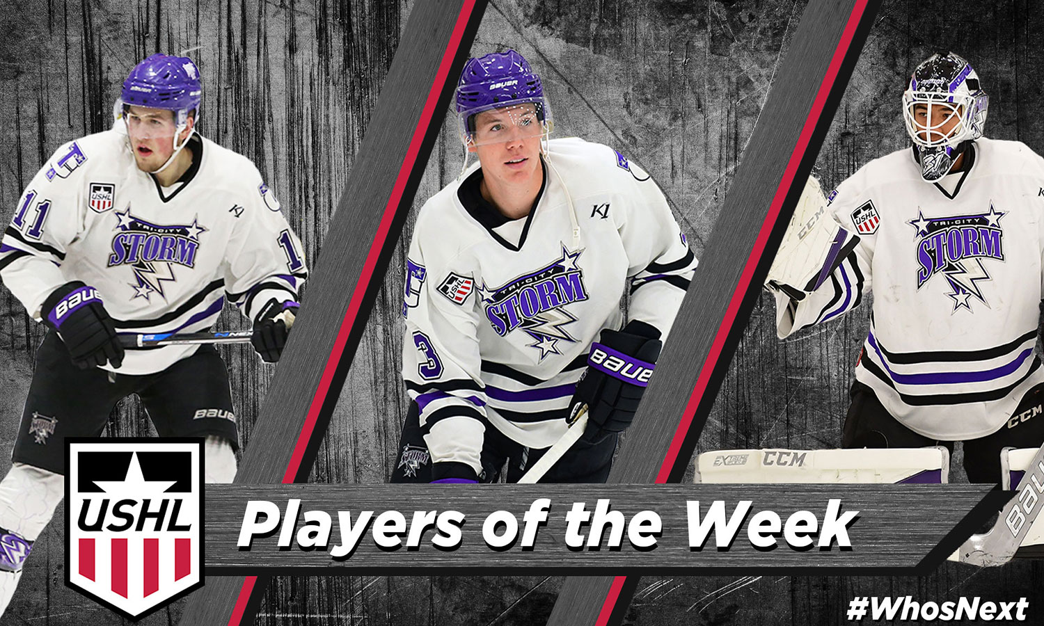 USHL: Players Of The Week - Week 16. 2018-19