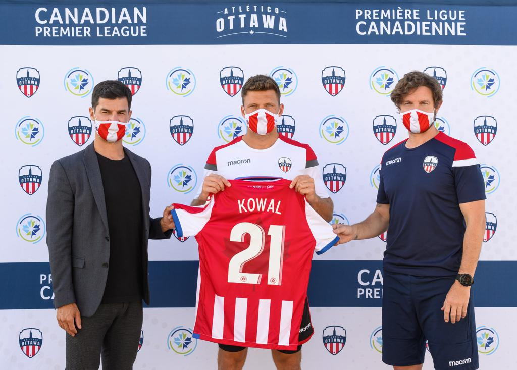Maksym Kowal (Atlético Ottawa)