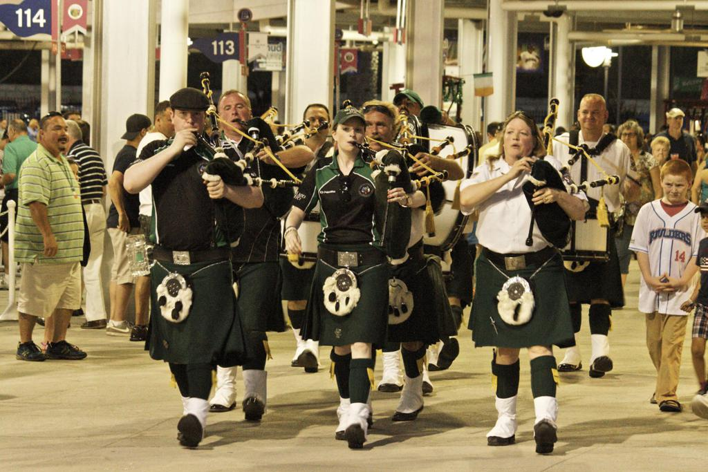 Rockland County AOH Pipe & Drum Band to perform during the Boulders Irish Heritage Day in Pomona, NY.