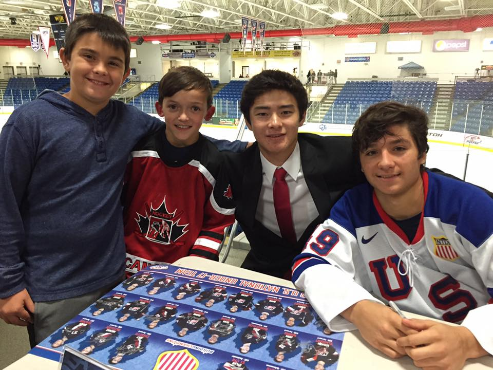 Fan Experience Packages at USA Hockey Arena