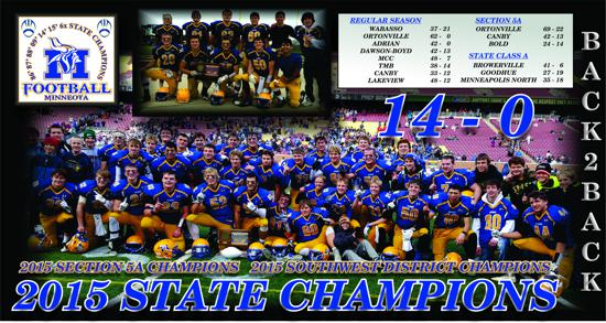 2015 State Champions
