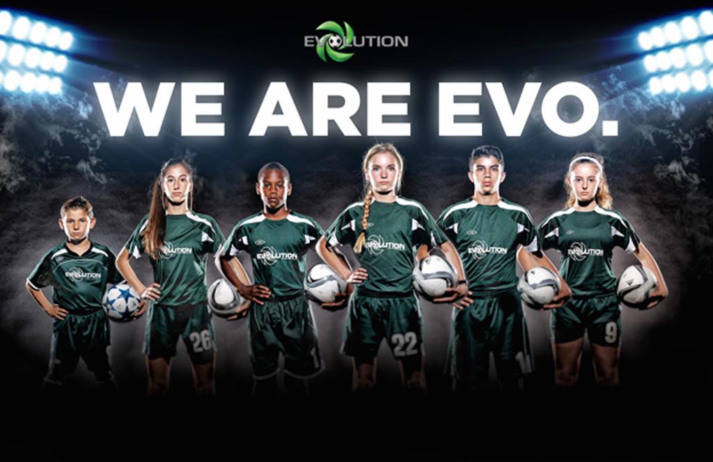 We Are EVO.