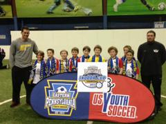 Winter 2013 epysa indoor state cup champions small