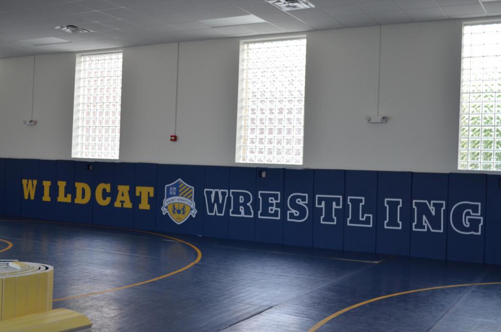 Eugene V. Gibbons Wrestling Room