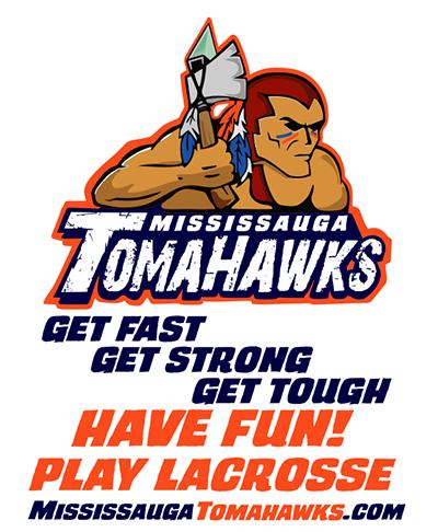 Mississauga Tomahawks Lacrosse Association in Mississauga - The Mississauga Gazette and The Mississauga News