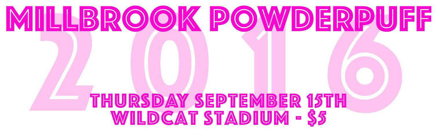 millbrook powederpuff date and time information