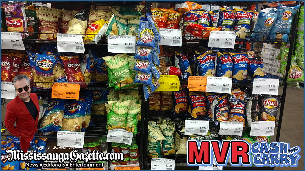 MVR Cash and Carry - Wholesale Groceries in Mississauga and Toronto - Restaurant Supplier - 3655 Weston Rd, Toronto, ON M9L 1V8 mvrwholesale.com (416) 739-8411 - Big D's House of Munch - Mississauga Junk Food Festival