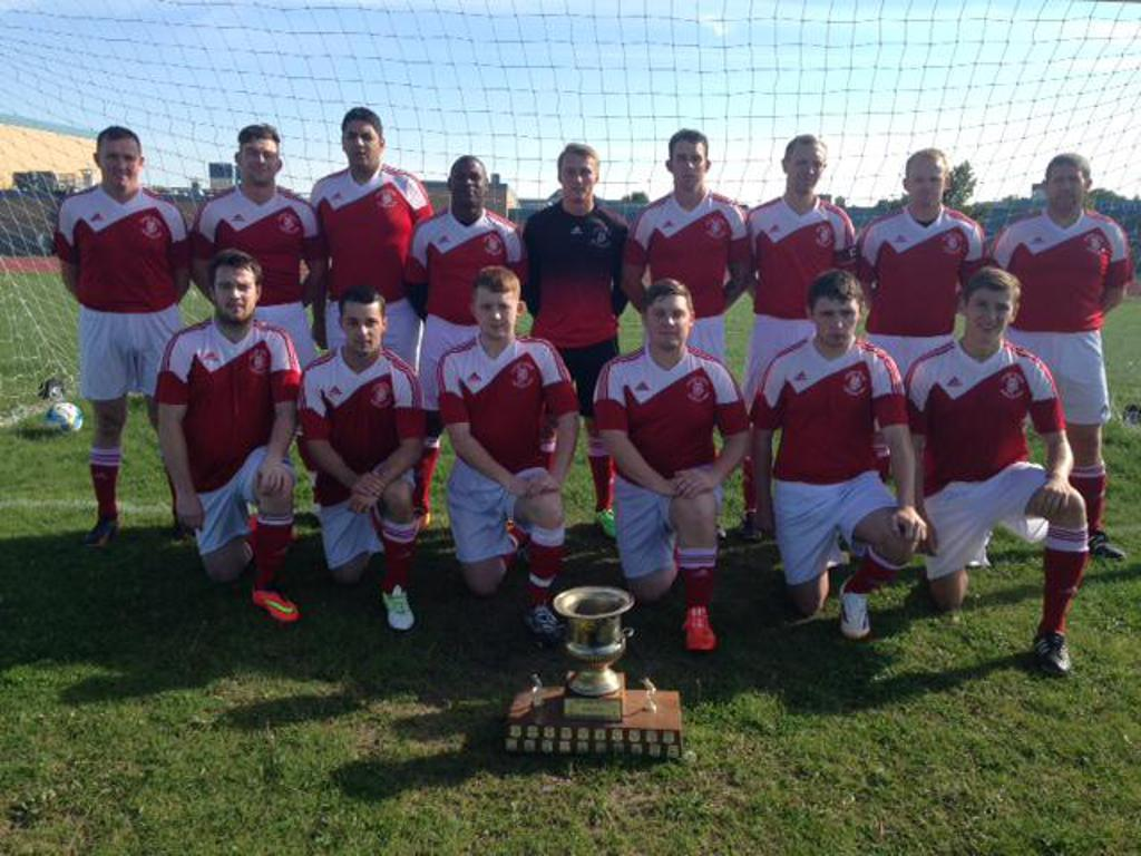 League Cup Winners 2016 - Ralston Rovers