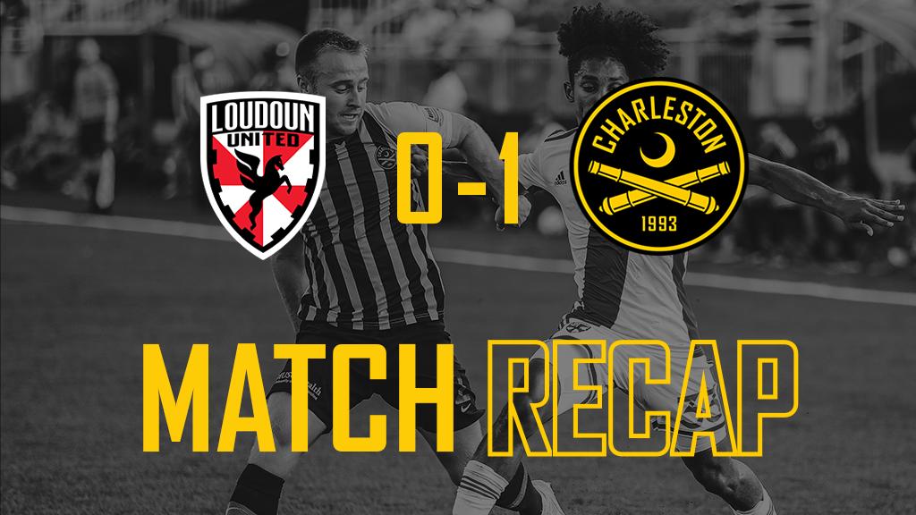 Match recap: Battery defeat Loudoun 0-1