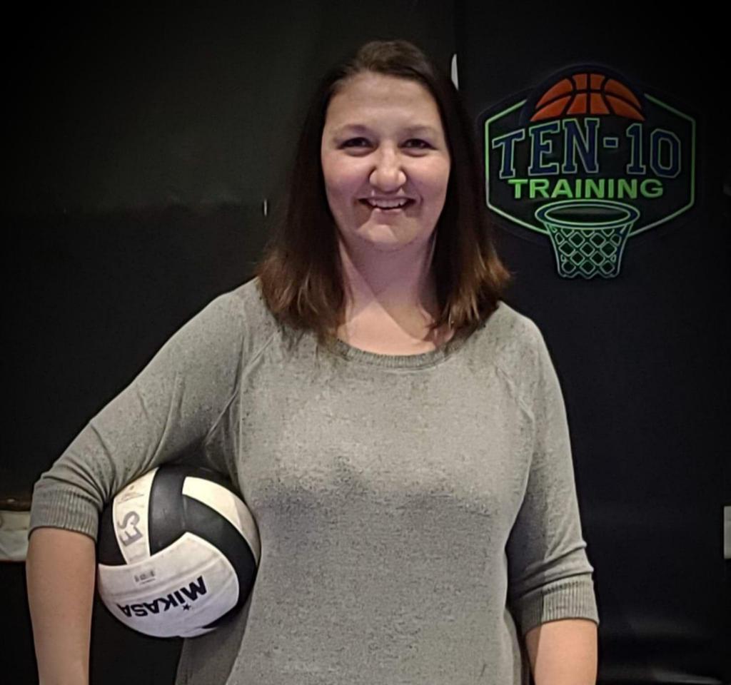 Coach Sarah Hamilton