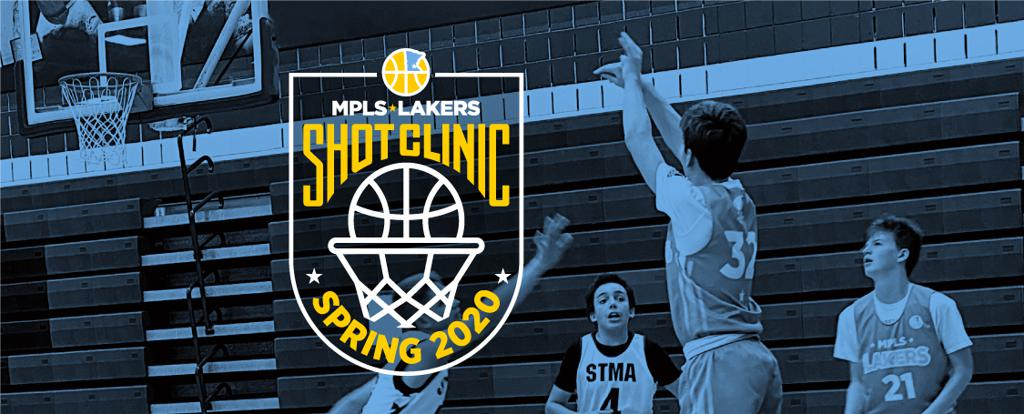 The Mpls Lakers Youth Traveling Basketball Program Spring Shot Clinic designed to improve your player's mental and physical shooting skills. Learn from one of the top shooting programs in the world - Pro Shot Shooting System.
