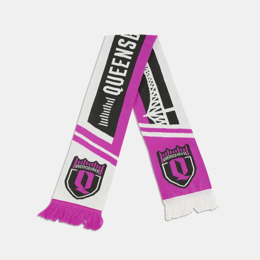 Enter to win the first ever Official QBFC Scarf