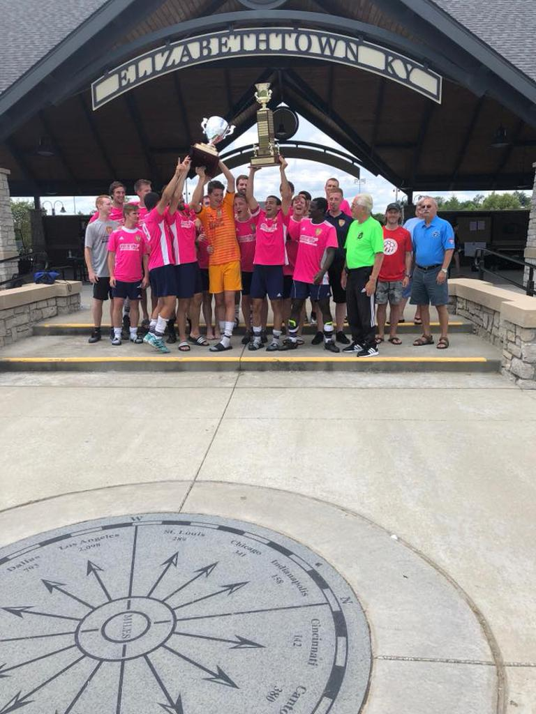 Livonia City FC Wins 2018 Tournament of Champions!