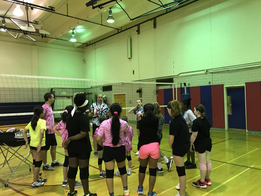 Mason Dixon Volleyball Club