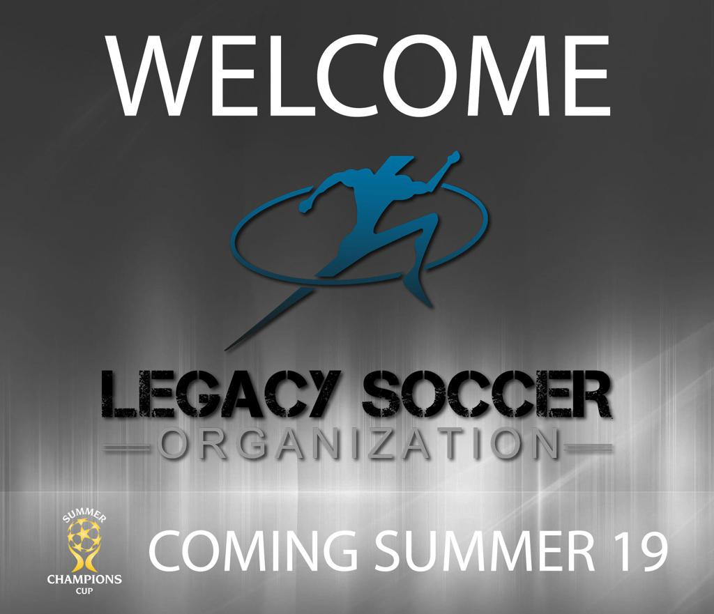 Legends FC joins Summer Champions Cup