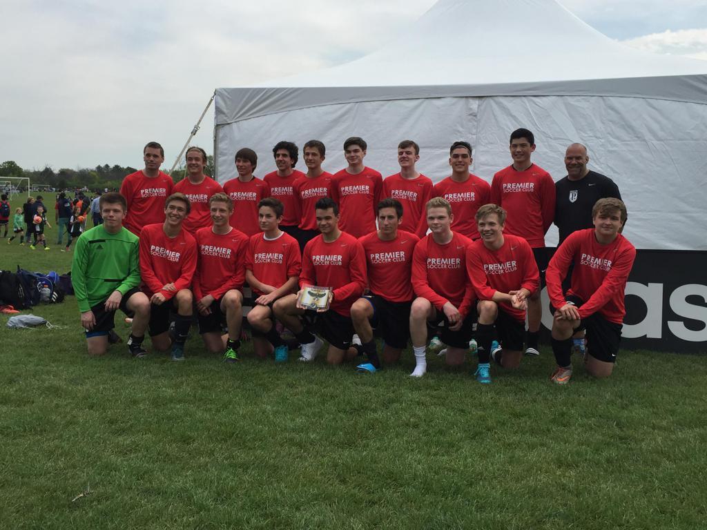 2016 Hawks Cup U18 Champions