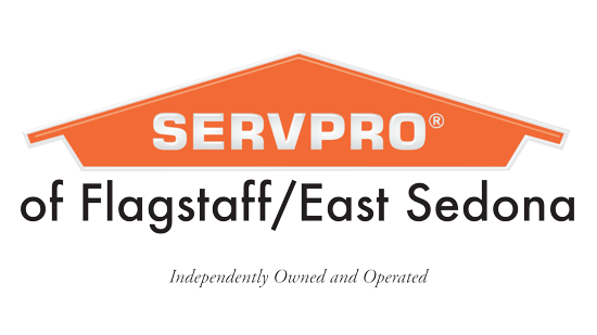 We'd like to thank our Team Partner ServPro of Flagstaff/East Sedona