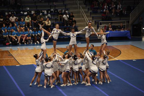 BHS Competitive Cheer Team