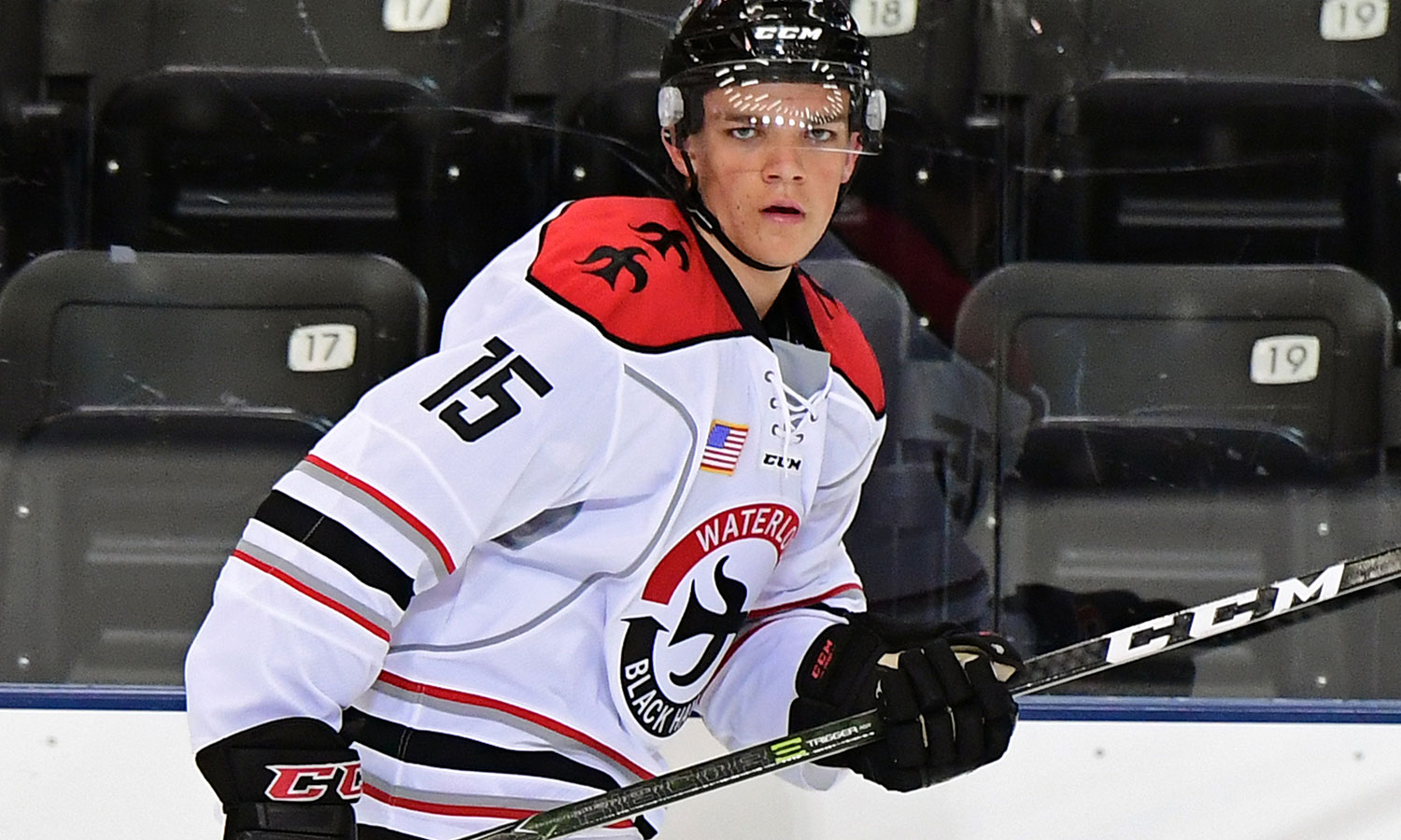 Senators Draft Shane Bowers 28th Overall