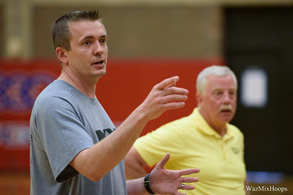 Founder of Max Hoops Kicks off a Northwest Basketball Exposure Camp
