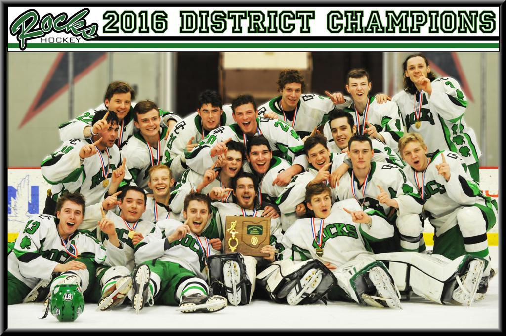2016 District Champs