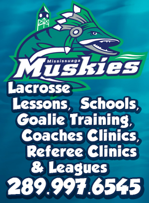 Lacrosse In Mississauga - Mississauga Lacrosse Association - Mississauga Muskies Lacrosse Association is here to play lacrosse in Ontario with Goalie schools and goaltender schools and wendy bennett-costante with stan cockerton of the ontario lacrosse ass