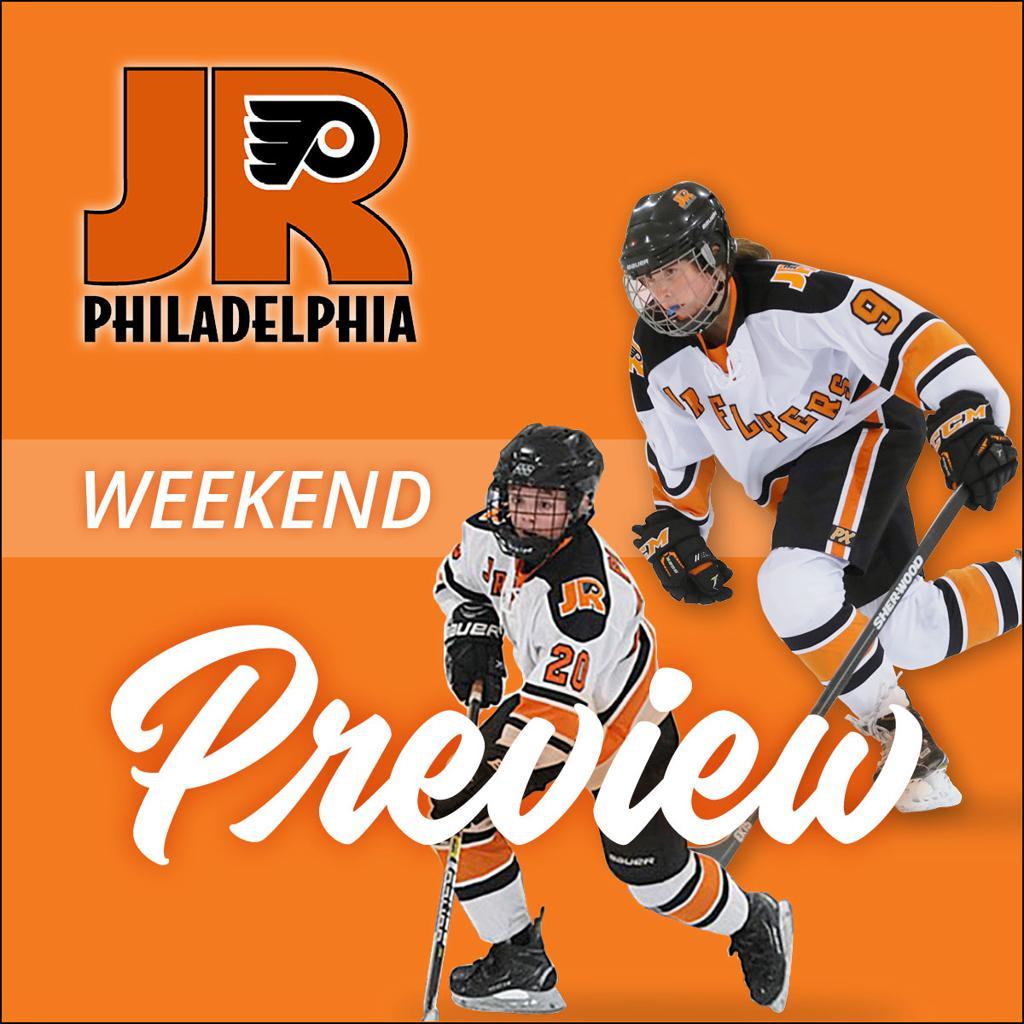 Jr. Flyers Weekend Preview – October 5 - 6, 2019