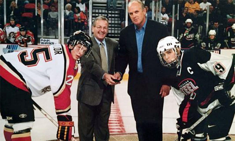USHL: League Remembers Rob Nicholson