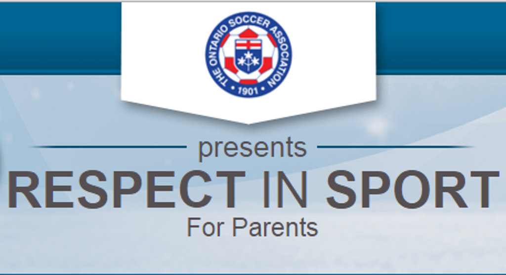 Click here for Respect in Sports for Parents