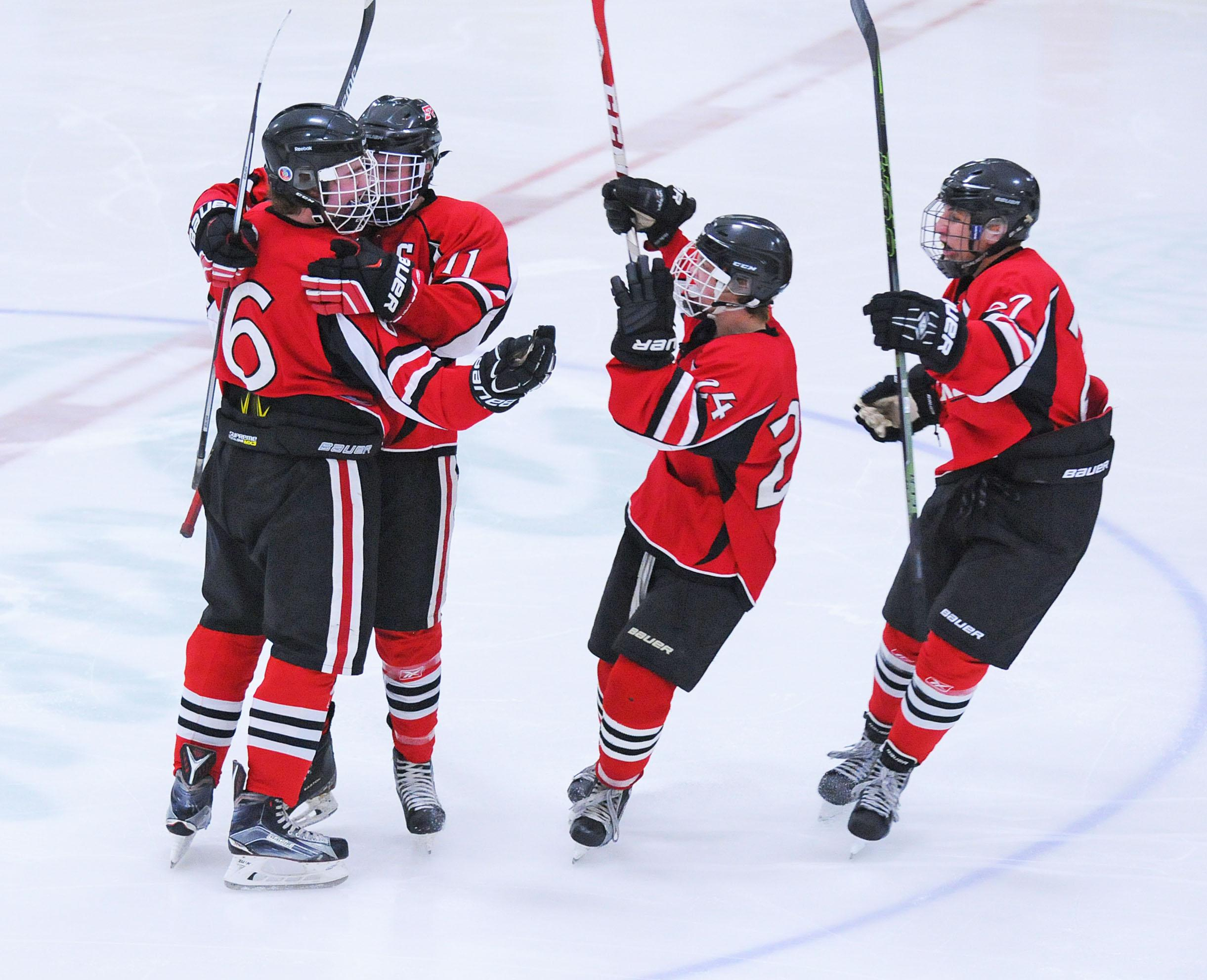 MN H.S.: Top Games - Elk River Visits Centennial In Northwest Suburban Conference Clash