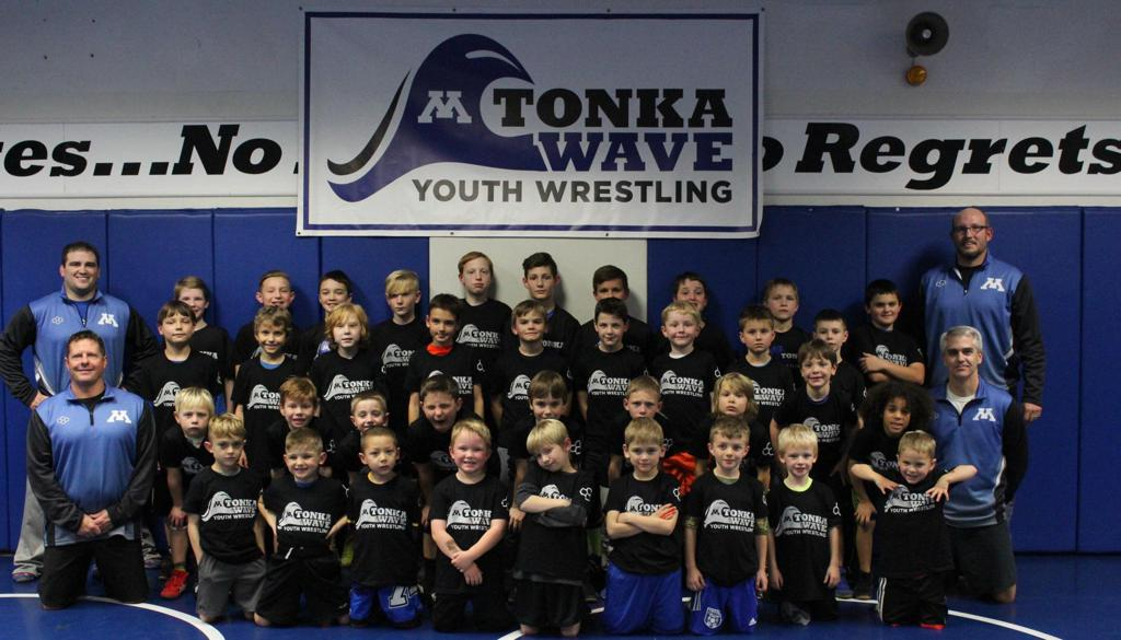 Tonka Wave Youth Wrestling K-5 Team - 2016-17