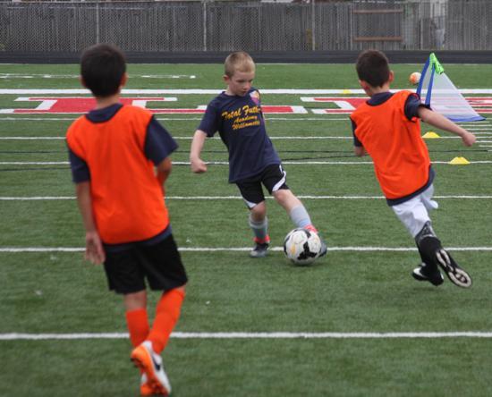 TFA Willamette Recreational Soccer