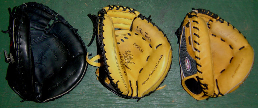 Glove Size Weight For Youth Catchers